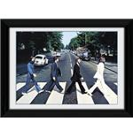 "The Beatles Abbey Road Framed 16x12"" Photographic Print"