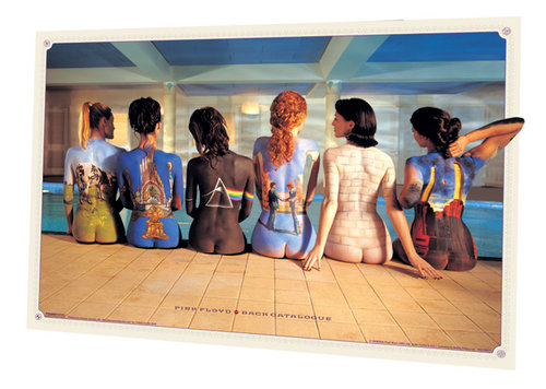 Pink Floyd Back Catalogue Lenticular Poster For Only 163 13