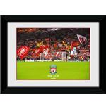 "Liverpool The Kop Framed 16x12"" Photographic Print"