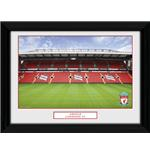 "Liverpool Anfield Framed 16x12"" Photographic Print"