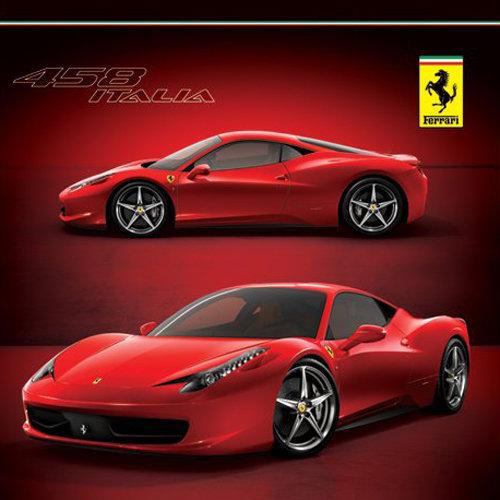 Ferrari 458 Italia Maxi Poster For Only 163 3 55 At