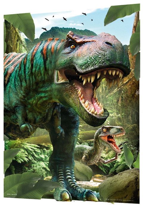 official dinosaurs  rex large  poster buy   offer