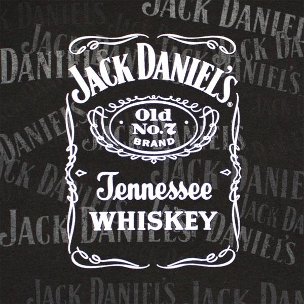 buy official jack daniels whiskey repeating logos tshirt