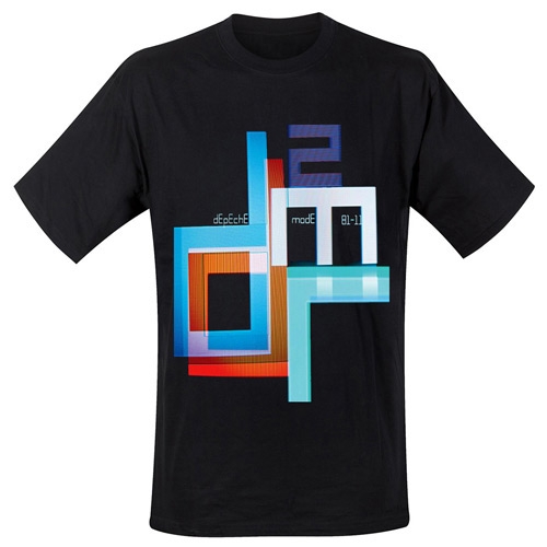 depeche mode t shirt for only at merchandisingplaza uk. Black Bedroom Furniture Sets. Home Design Ideas