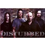 Disturbed-Band-Poster
