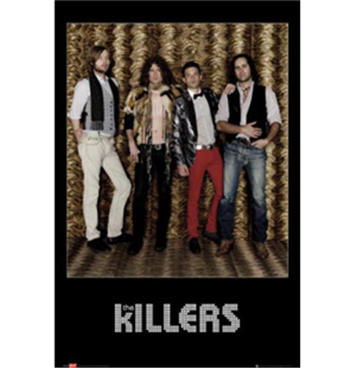 Official The Killers-Band.Poster: Buy Online On Offer