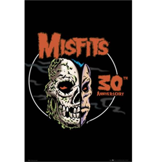 Misfits-30Th Anniverscary-Poster