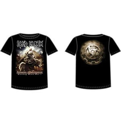 Iced Earth-Framing Armagedon-Tshirt
