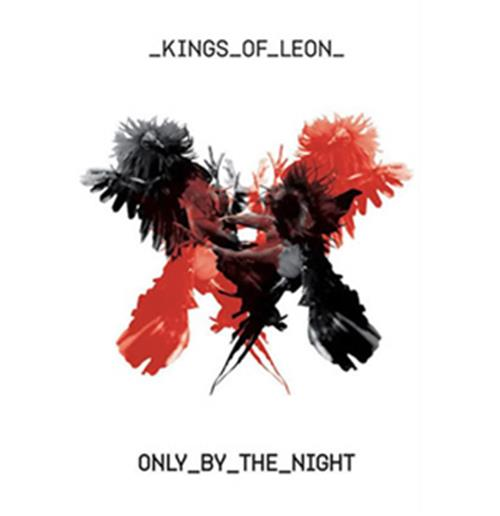 Kings Of Leon-Only By Night-Poster