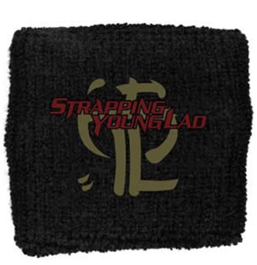 Strapping Young Lad-Logo-Wristband