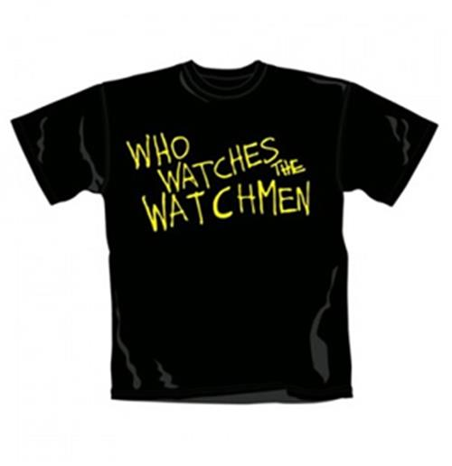Watchmen-Who Watches-Tshirt