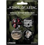 Kings Of Leon-Smoking Guns Tour-Badge Pack