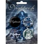 Nightwish-Once-Badge Pack