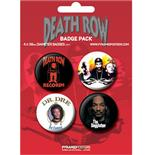 Death Row-Badge Pack