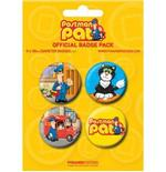 Postman Pat-Badge Pack