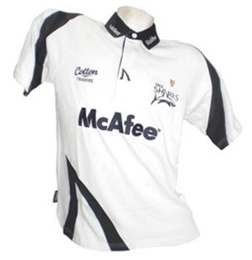 Sale Sharks Away Polo Shirt