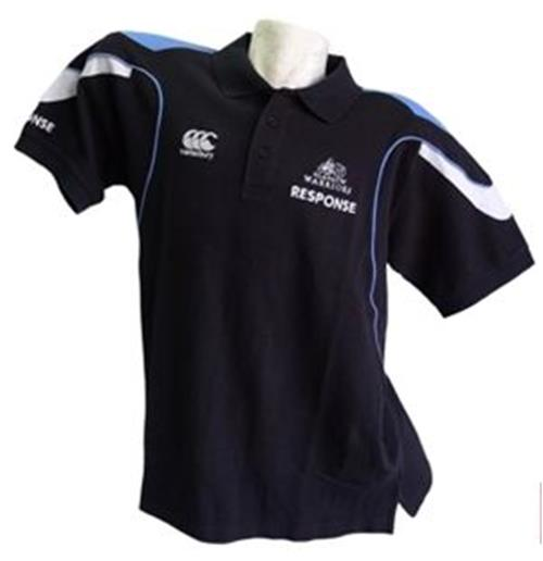 Glasgow Warriors Rugby Polo Shirt