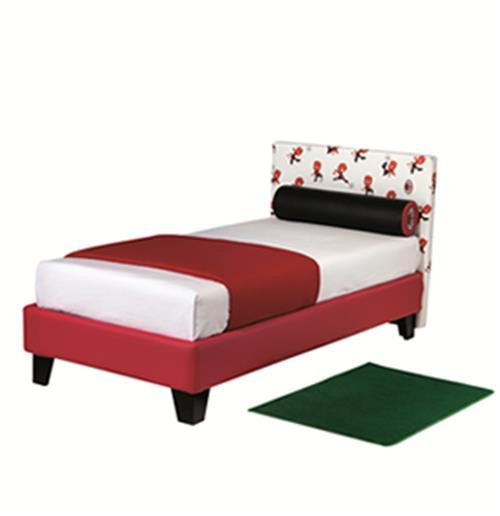 single bed fans milan for only at. Black Bedroom Furniture Sets. Home Design Ideas