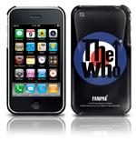 The Who Iphone Cover 3G/3GS - Bullseye. Emi Music officially licensed product.