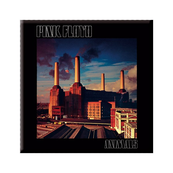 Magnet  Pink Floyd - Animals. Emi Music officially licensed product.