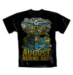 August Burns Red T Shirt Anchor. Emi Music officially licensed t-shirt.