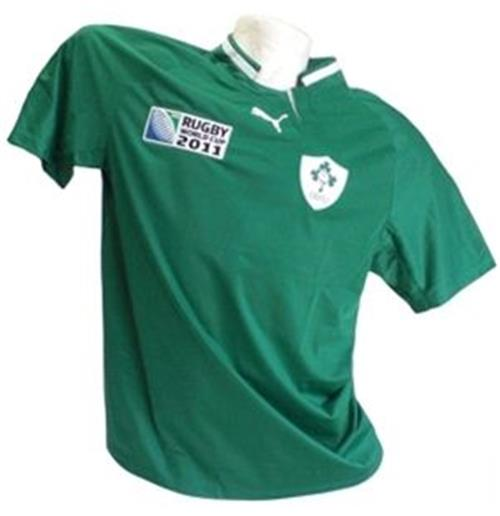 size 40 3f517 ada09 Ireland Home World Cup Replica Jersey