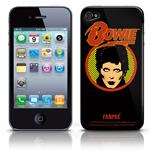 David Bowie Iphone Cover 4g - Diamond Dogs. Emi Music officially licensed product.