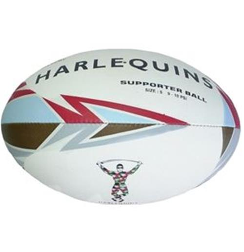 Harlequins Rugby Ball Memorabilia