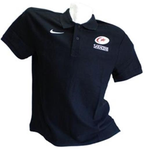 Saracens Polo Shirt