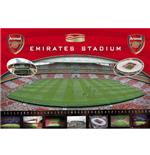 Arsenal F.C. Poster Stadium 2