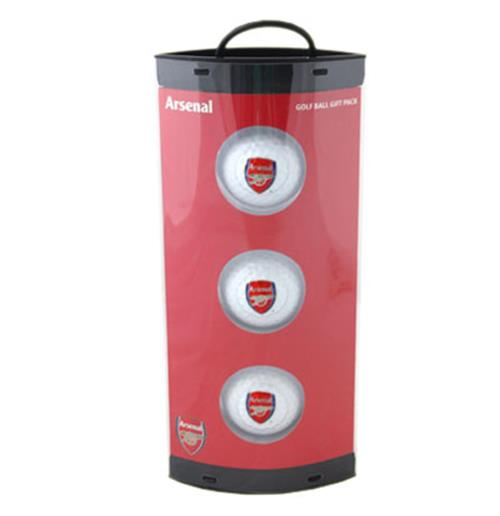 Arsenal F.C. Golf Balls