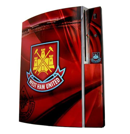 West Ham United F.C. PS3 Skin