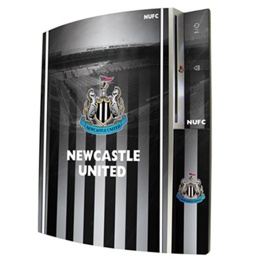 Newcastle United F.C. PS3 Skin