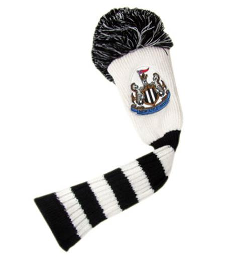 Newcastle United F.C. Headcover Pompom (Fairway)