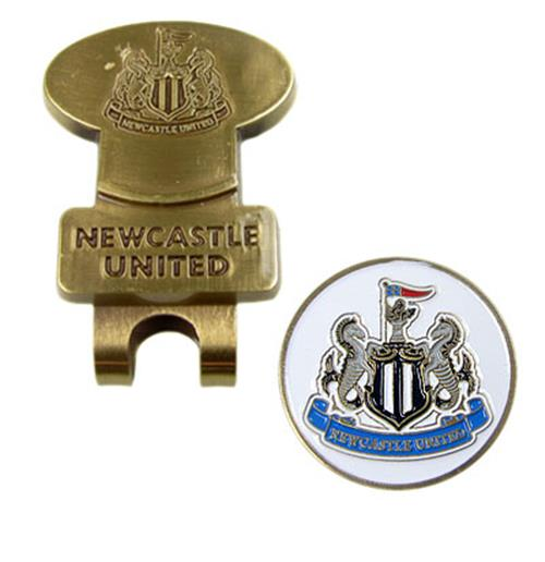 Newcastle United F.C. Hat Clip and Marker