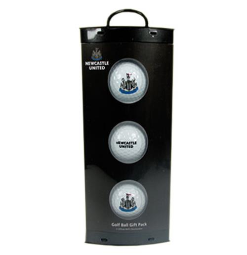 Newcastle United F.C. Golf Balls