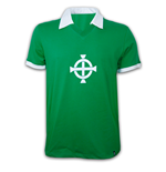 Classic retro shirt Northern Ireland