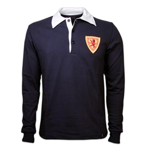 Classic retro shirt Scotland