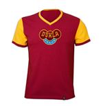 Classic retro shirt Dukla Prague
