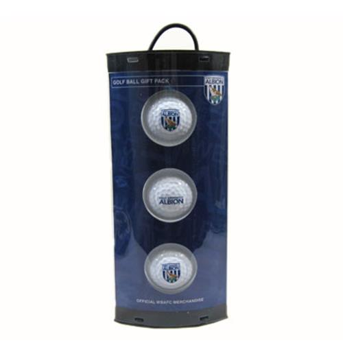 West Bromwich Albion F.C. Golf Balls