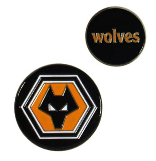 Wolves F.C. Ball Marker