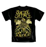 Suicide Silence T Shirt Ruins. Emi Music officially licensed t-shirt.