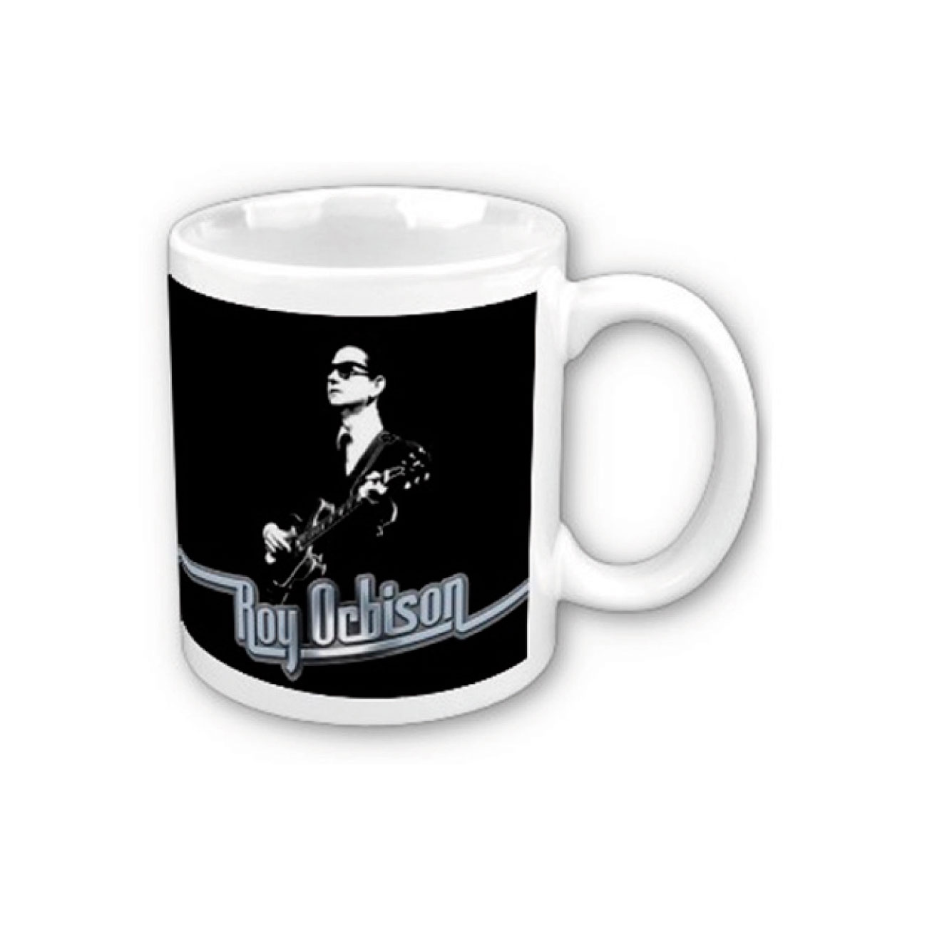 "Various Artists Mug Roy Orbison ""this TIME"". Emi Music officially licensed product."