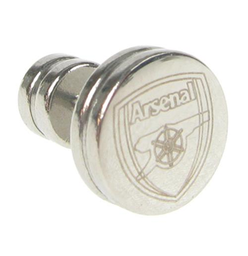 Arsenal F.C. Stainless Steel Stud Earring