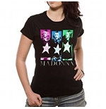 Madonna T Shirt Give Me Your Luvin. Emi Music officially licensed t-shirt.