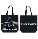 Pink Floyd Bag Dsotm Logo Pack Of 6. Emi Music officially licensed product.