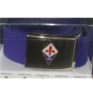 Fiorentina Fabric Belt