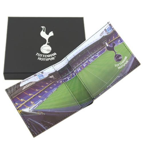 Tottenham Hotspur F.C. Leather Wallet Panoramic 801