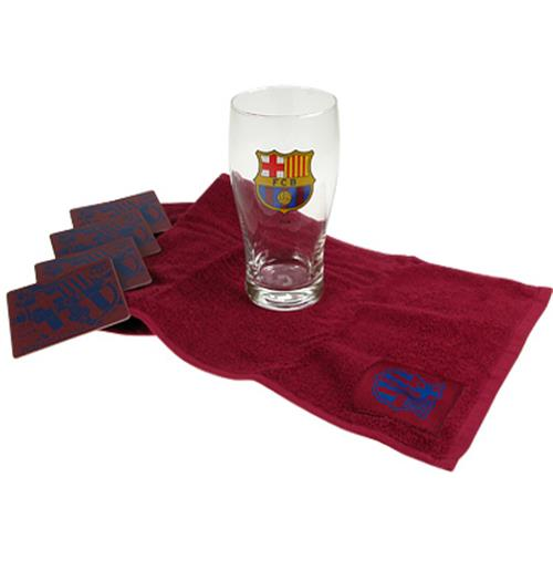 F.C. Barcelona Mini Bar Set PT