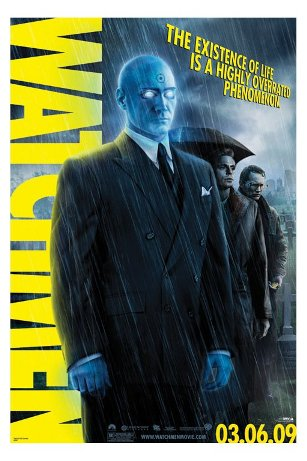 Watchmen   DR. Manhattan   Poster